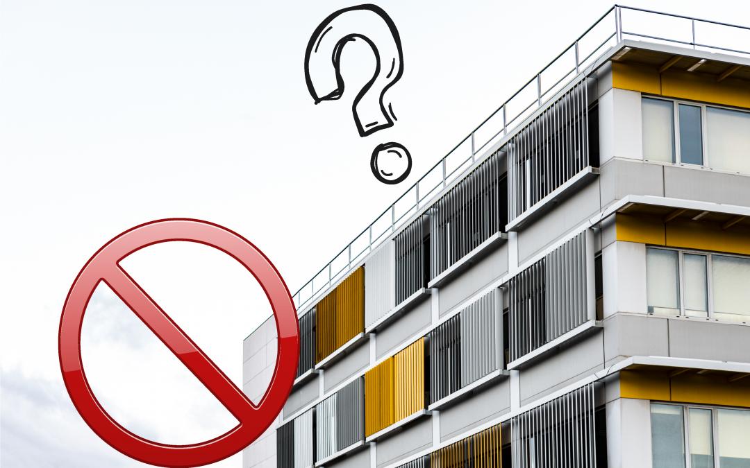 Normas en comunidades de vecinos: prohibiciones generales
